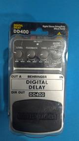 Behringer Digital Delay Dd 400