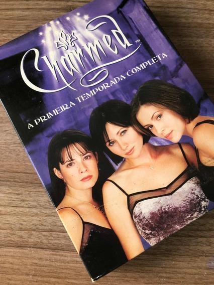 Série Box Charmed - 1 Primeira Temporada Original