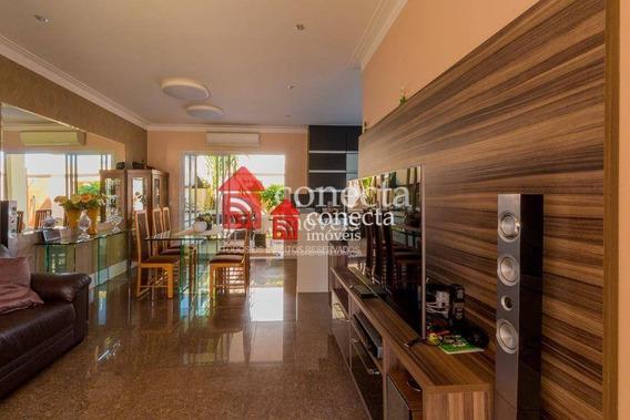 Casa Com 3 Dormitórios À Venda, 160 M² Por R$ 690.000,00 - Condomínio Residencial Jabuticabeiras - Paulínia/sp - Ca1057