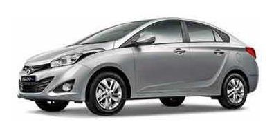 Hyundai Hb20s 1.6 Comfort Style Flex Aut. 4p 2015