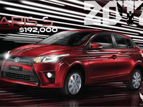 Toyota Yaris Hb 2017 S At