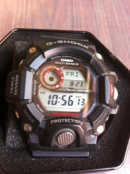 Reloj Casio G Shock: Rangeman Gw-9400-1