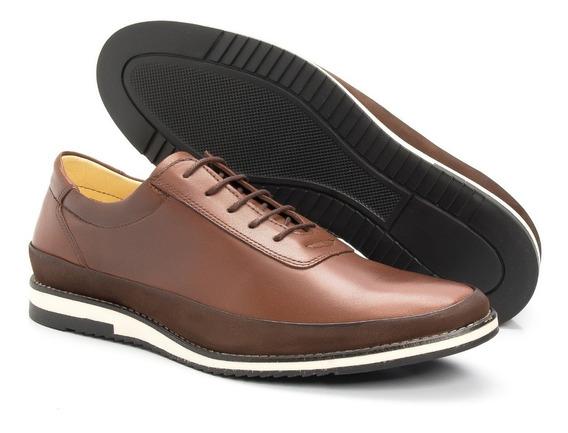 Sapato Social Masculino Esporte Fino