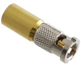 Conector Plug Macho Pin Bnc Hd 75 Ohm Amphenol Promoção