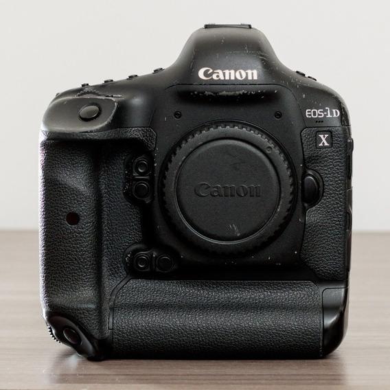 Canon 1d X, Obturador Novo + 2 Baterias Originais + Brindes!
