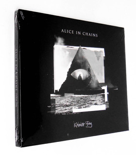 Cd Alice In Chains Rainier Fog