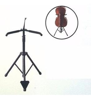 Soporte Tripode De Pie Cello Violonchelo Parquer