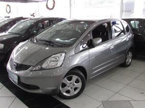 Honda Fit 1.4 Lxl Flex Aut. 5p 2010 Cinza