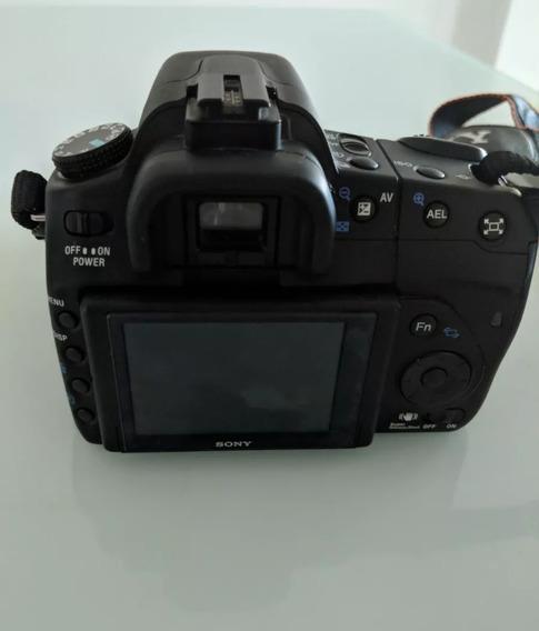 Câmera Sony Alpha A300