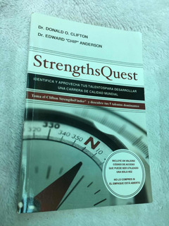 Strengths Quest Autor Dr Donald O Clifton