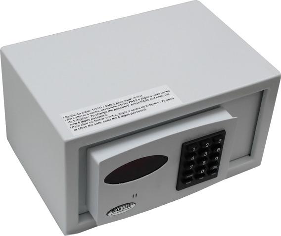 Cofre Pequeno Eletrônico E Digital Tipo Hotel Box