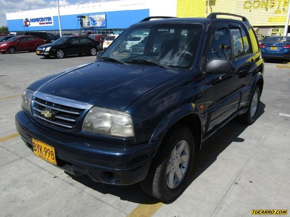 Chevrolet Grand Vitara Mt 2500 4x4