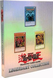 Yu-gi-oh! Legendary Collection 1 (binder) Inglés + Regalo
