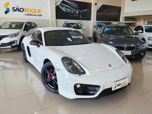 Imagem 1 de 15 de Porsche Cayman 2.7