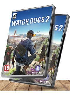 Random Steam Key + Watch Dogs 2 - Juego Pc Windows + Regalo