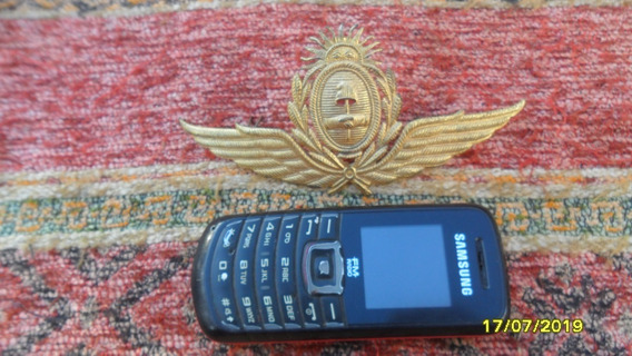 Antigua Insignia Escudo Aeronáutica Gorra Militar