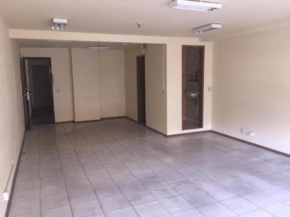 Sala Em Centro, Niterói/rj De 37m² À Venda Por R$ 140.000,00 - Sa362119