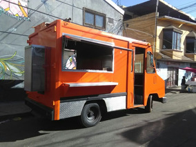 Food Truck Chevrolet Vanette Acero Inoxidable Liquidacion