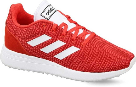 Tenis adidas Hombre Rojo Run70s K Fw18 Bc0849
