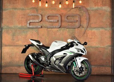 Kawasaki Ninja Zx 10r - 2016/17 Apenas 11.429kms!!!