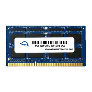 Owc 6.0 Gb (2 Gb + 4 Gb) Pc8500 Ddr3 1066 Mhz Equipo Moderni