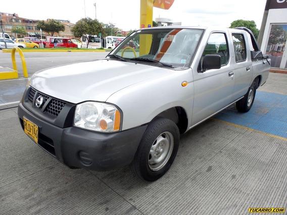 Nissan Frontier Np300 Platon