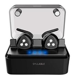 Nuevos Auriculares Inalambricos In Ear Syllable D900 Mini