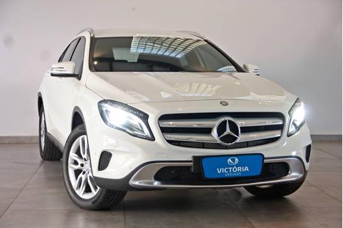 Imagem 1 de 15 de Mercedes-benz Gla 200 1.6 Cgi Advance 16v Turbo Flex 4p
