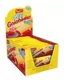 Goiabinha Bauducco 5 Caixas C/ 20 Unidades Cada