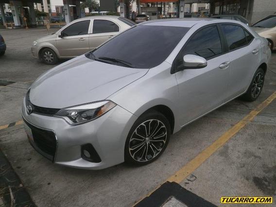Toyota Corolla S - Automático