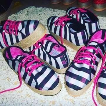 Zapatillas Diseño Artesanales