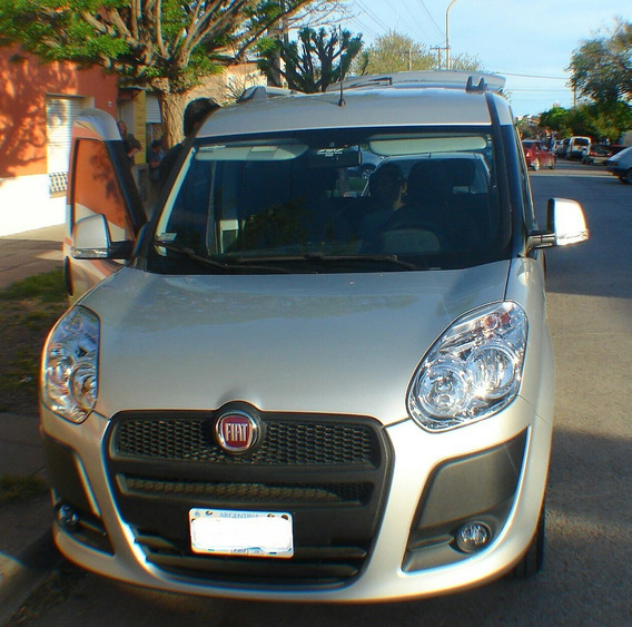 Vendo Fiat Doblo 7 Asientos Family Pack Security Full+acces