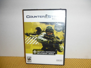 Counter Strike Source Para Pc + Half Life 2 Y Day Of Defeat