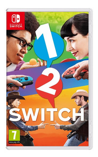 1-2 Switch / Nintendo Switch Nuevo Y Sellado