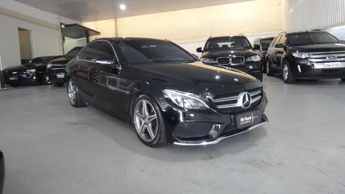 Mercedes-benz Classe C 2.0 Sport - Blindado Nivel 3 A