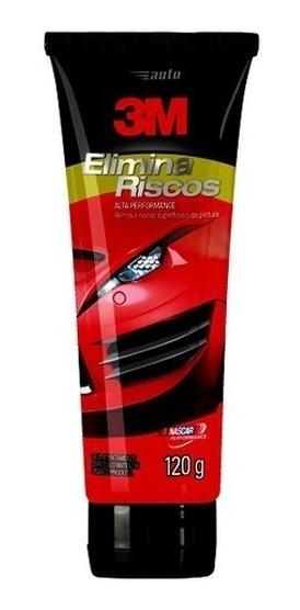 Elimina Riscos Automotivo Tira Riscos 3m 120g