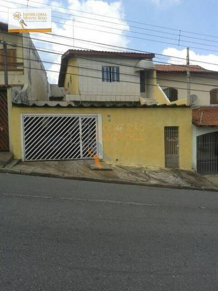 Sobrado Com 2 Dormitório À Venda, 170 M² Por R$ 350.000 - Jardim Santa Clara - Guarulhos/sp - So0106