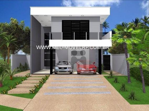 Casa Residencial À Venda, Jardim Manoel Penna, Ribeirão Preto - Ca0133. - Ca0133