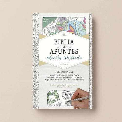 Imagen 1 de 3 de Biblia De Apuntes Edicion Ilustrada