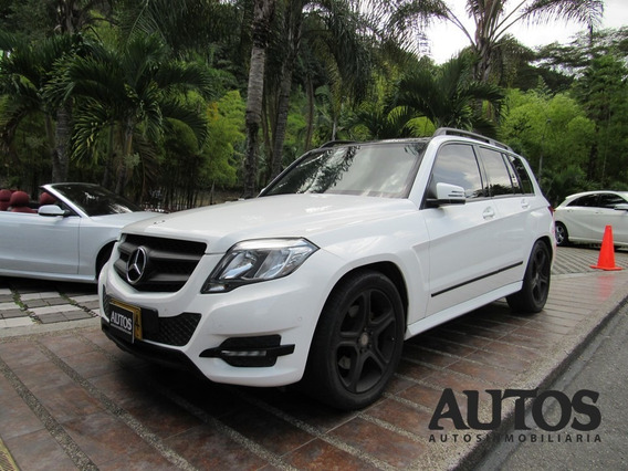 Mercedes Benz Glk 300 Blindaje 3 4matic At 4x4 Blindado