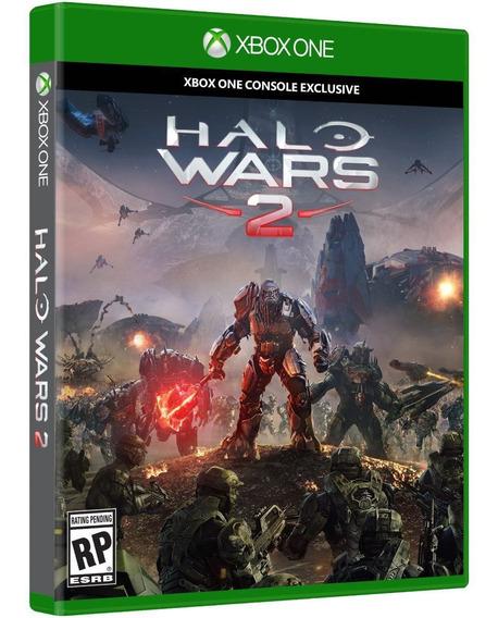 Jogo Mídia Física Halo Wars 2 Totalmente Em Pt Para Xbox One