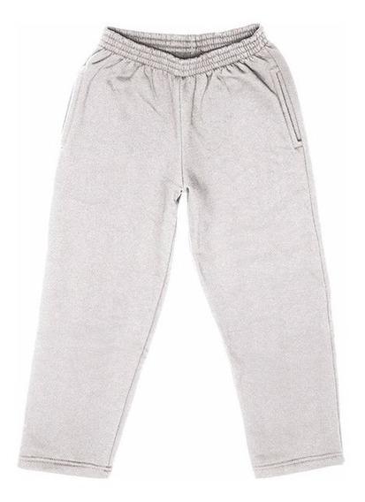 Pantalon Sin Frisa Ely Colegial Talle 4 Al 16 Azul Gris