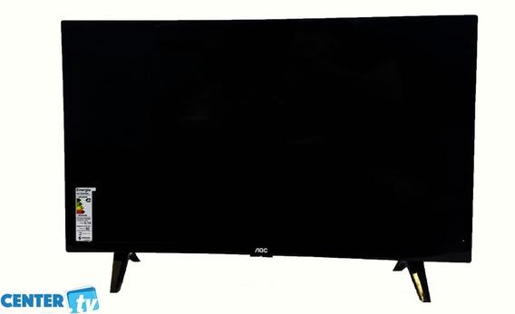 Smart Tv Led 32 Hd Aoc 32s5295/78g Com Hdr, Wi-fi, Miracast