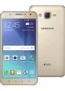 Celular Samsung J7 J700 16gb 13mp Dourado