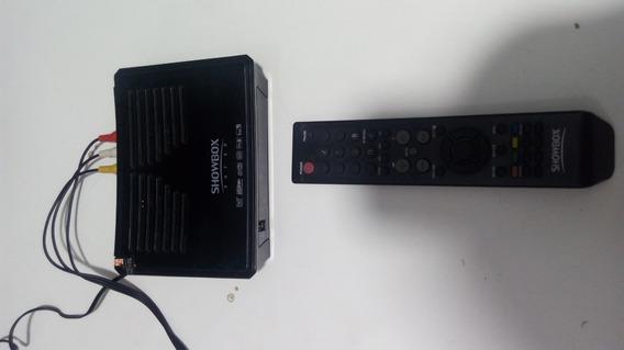 Receptor Digital Show Box Sat Sd Pra Cs Ok