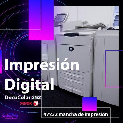 Servio De Impresion Digital Calidad Xerox