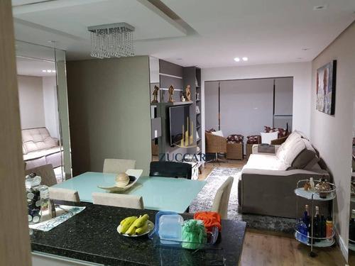 Apartamento À Venda, 73 M² Por R$ 440.000,00 - Ponte Grande - Guarulhos/sp - Ap16061