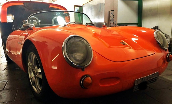Porsche Spyder 550 1955 Boxer Turbo Vw 1600 Air Cooled Fusca