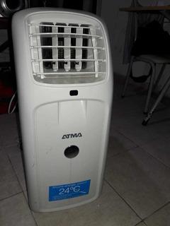 Aire Portatil Atma Frío Calor 2500w