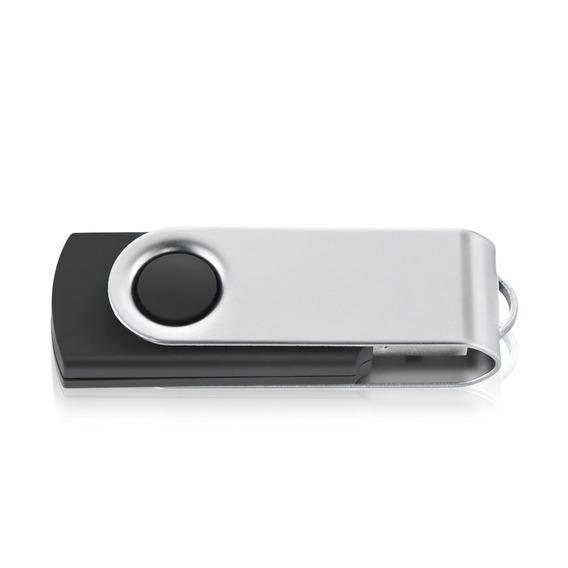 Pen Drive 4gb Multilaser Preto Original Lacrado